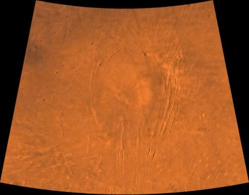 Alba Mons (Courtesy of NASA / JPL / USGS)