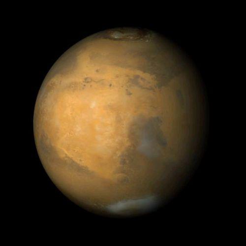 Arabia Terra (Courtesy of NASA)