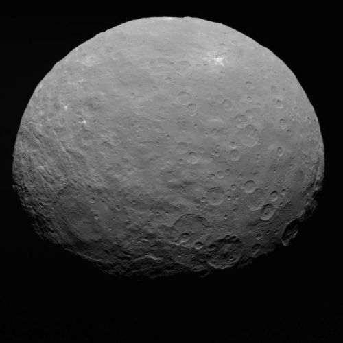 Ceres (NASA / JPL-Caltech / UCLA / MPS / DLR / IDA)