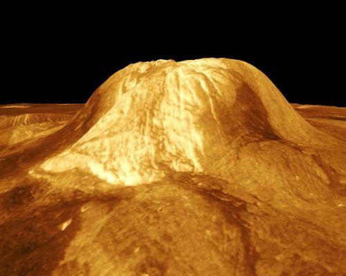 Gula Mons (Courtesy of NASA / JPL)