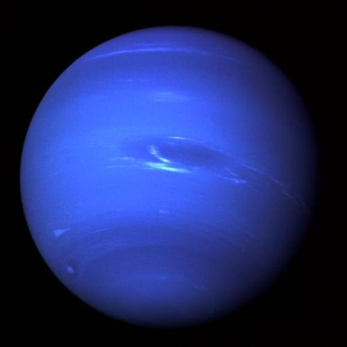 Neptun (Courtesy of NASA / JPL)
