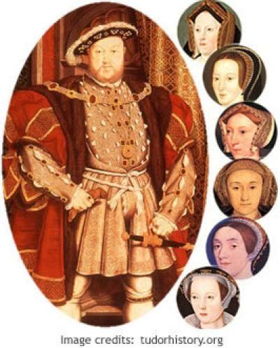 Heinrich Viii Ehefrauen