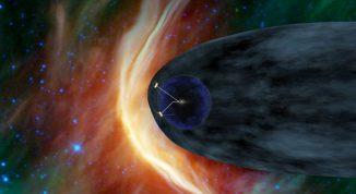 Künstlerische Darstellung des Sonnensystems und seiner Umgebung. (NASA/JPL-Caltech)