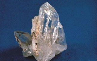 Quarzkristall. (USGS)