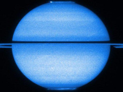 Saturn. (NASA/ESA/STScI/University of Leicester)