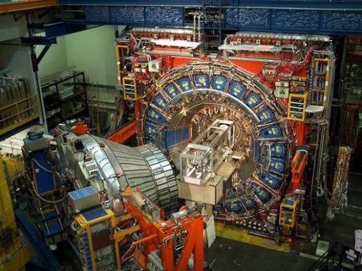 Tevatron-Teilchenbeschleuniger (Tevatron / Fermilab)