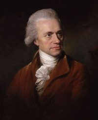 Portrait von Sir William Herschel (1738-1822)