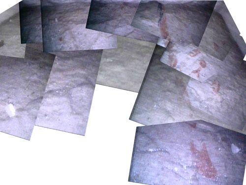 Ein Komposit des Bodens aus mehreren Einzelaufnahmen (Djedi Team)