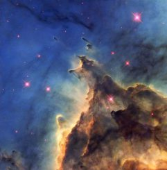 NGC 2174. (ESA/Hubble & NASA)