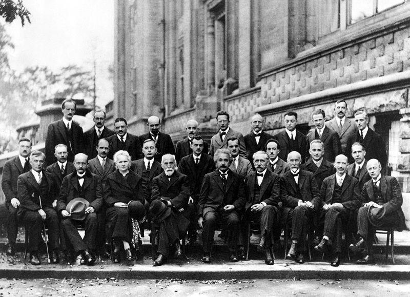 Solvay-Konferenz von 1927
