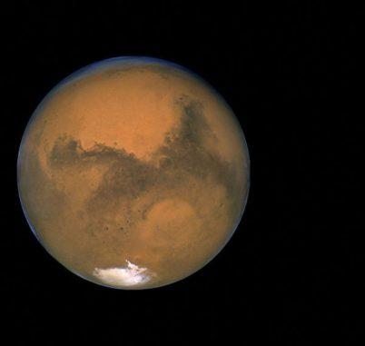Der Mars (NASA)