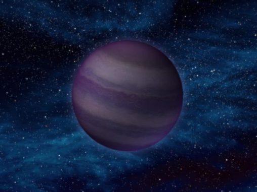 Künstlerische Darstellung eines Y-Zwerges (NASA / JPL-Caltech)