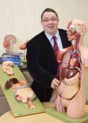 Professor John Cryan, Alimentary Pharmabiotic Centre, UCC
