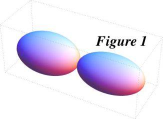 Schematische Darstellung des Kuipergürtel-Objekts 2001QG298 (Pedro Lacerda)