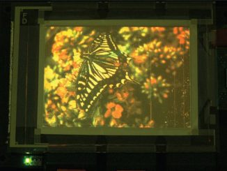 Vollfarmen-Quantenpunkt-Display (Tae-Ho Kim, et al. (c)2011 Macmillan Publishers Limited)