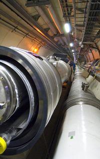 Large Hadron Collider (CERN)