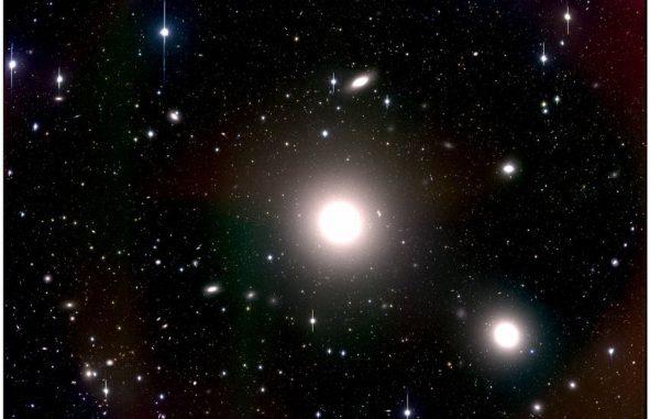 NGC 1407. (Swinburne University of Technology)