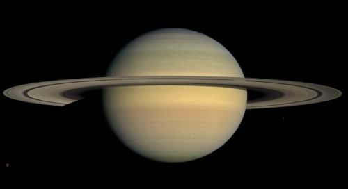 Saturn (Courtesy of NASA / JPL / Space Science Institute)