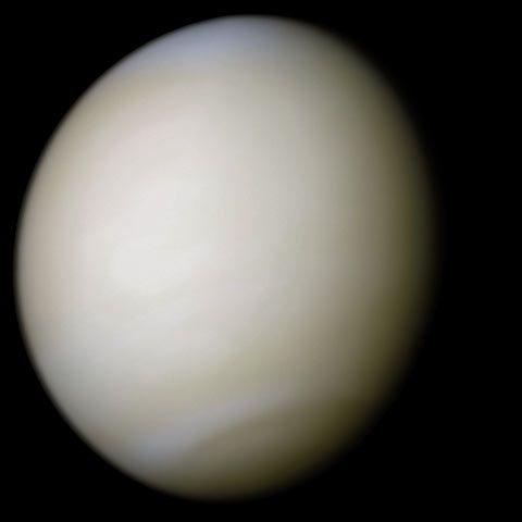 Venus (Courtesy of NASA / Mariner 10)