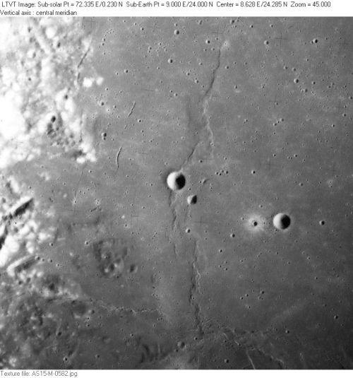 Dorsum Gast (Courtesy of NASA)