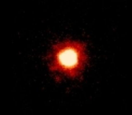 Der Zwergplanet Makemake. (Princeton University)