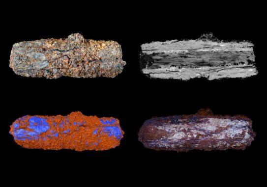 Friedhof von Gerzeh, Meteoriten, Grabbeigaben, Ägypten, Schmuck