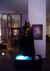 Darth Vader aus der Star-Wars-Saga, eine der symbolträchtigsten Figuren des Science-Fiction-Genres. (astropage.eu)