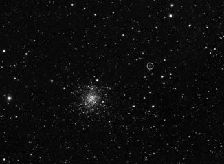 Diese Aufnahme des Kometen 67P/Churyumov-Gerasimenko wurde am 21. März 2014 von der Schmalwinkelkamera an Bord der Raumsonde Rosetta gemacht. (ESA (c) 2014 MPS for OSIRIS-Team MPS / UPD / LAM / IAA / SSO / INTA / UPM / DASP / IDA)