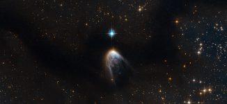 Sternentwicklung, Protostern, Akkretionsscheibe, Weltraumteleskop Hubble, Molekülwolke