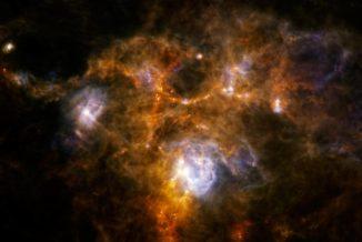 Sterntyp, Weltraumteleskop Herschel, Infrarotstrahlung, Sternentstehungsregion, Supernova