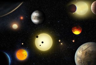 Exoplaneten, Weltraumteleskop Kepler, Transit, Helligkeit, Sterne