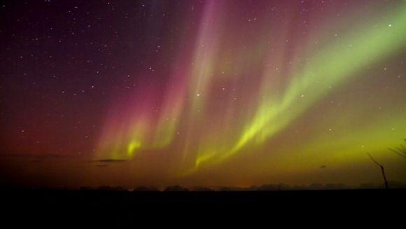 Nordlicht über der Insel Senja, Norwegen (Anette Jensen)