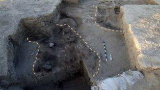 Zwei epipaläolithische Strukturen (Dr. Lisa Maher)