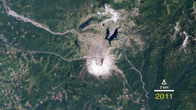 Ein Bild aus der unten verlinkten Animation. (NASA / Goddard Space Flight Center)