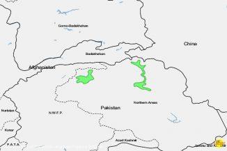 Etwa 90.000 Menschen in einer abgelegenen Region Nordwest-Pakistans sprechen Burushaski. (llmap.org)