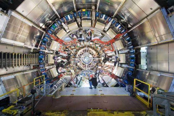 ATLAS-Detektor (CERN)