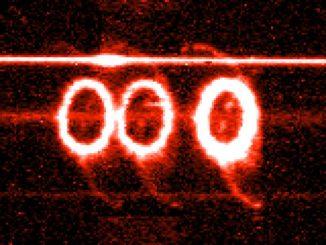 Der Supernova-Überrest SN 1987A in verschiedenen Wellenlängen. (George Sonneborn and Jason Pun (NASA / ESA / Goddard Space Flight Center))