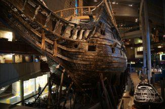 Das schwedische Kriegsschiff Vasa im Vasa-Museum in Stockholm (Schweden). (Wikipedia / User: JavierKohen / CC BY-SA 3.0)
