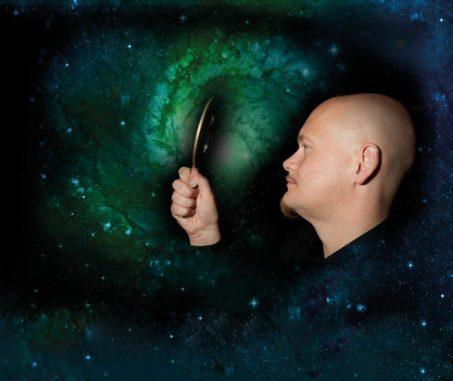Are Raklev, der führende Theoretiker für Astroteilchenphysik an der University of Oslo, hat ein mathematisches Modell vorgestellt, das erklären könnte, woraus Dunkle Materie besteht. (Photo: Yngve Vogt)