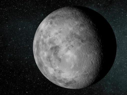 Künstlerische Darstellung des kleinen Exoplaneten Kepler-37b. Er ist nur wenig größer als unser Mond und umkreist seinen Zentralstern in 13 Tagen. (NASA / Ames / JPL-Caltech)