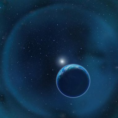 habitable Zone, Weißer Zwerg, Roter Riese, Exoplanet, Atmosphäre