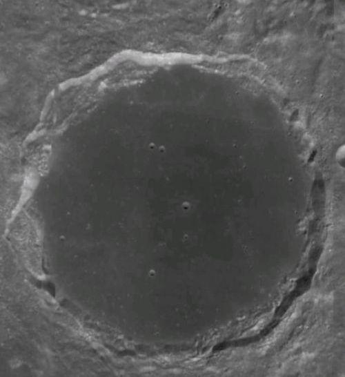 Plato (Courtesy of NASA / LROC)