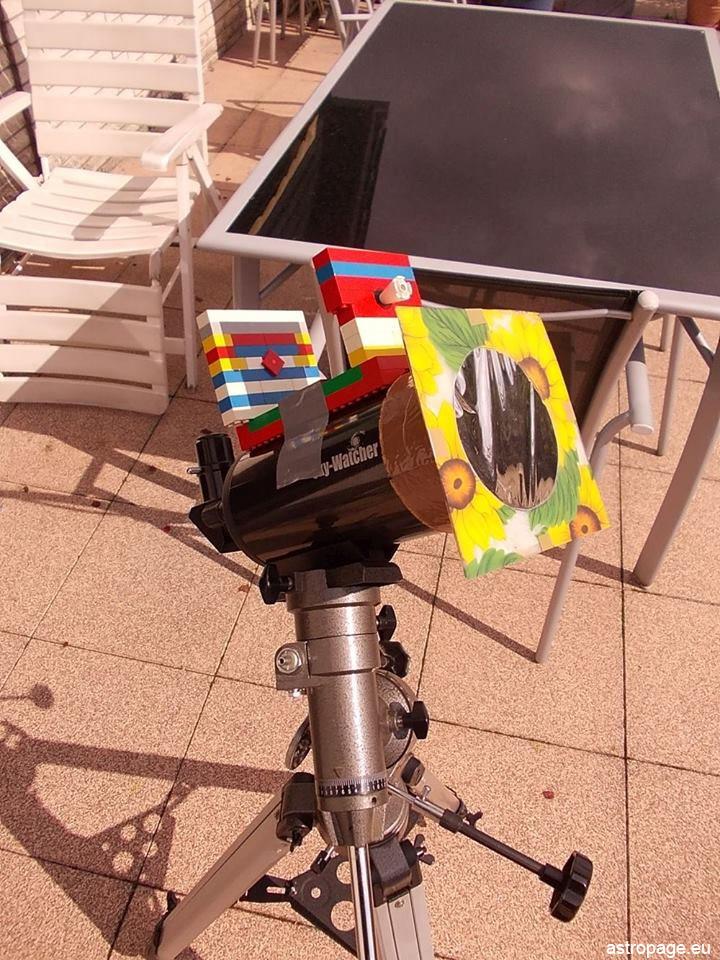 Sonnensucher @ Work (astropage.eu)