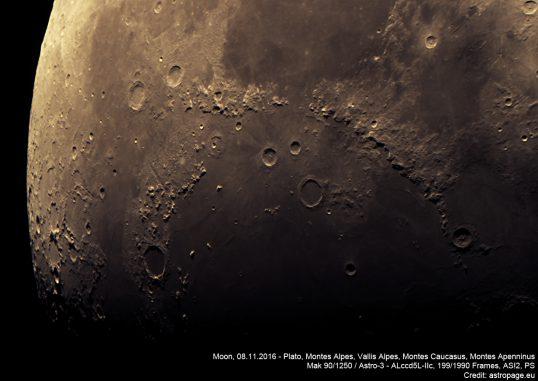 Mond vom 8.11.2016 (astropage.eu)