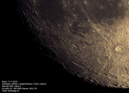 Mond vom 11.11.2016 (astropage.eu)
