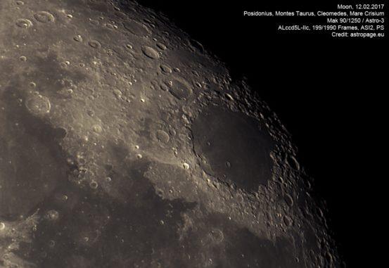 Mond vom 12.02.2017. (astropage.eu)