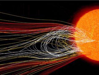 Screenshot aus der unten verlinkten Animation. (Credits: NASAs Goddard Space Flight Center / ARMS / Joy Ng, producer)