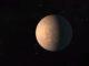 Künstlerischer Blick auf den Planeten TRAPPIST-1h. (Credit: NASA)