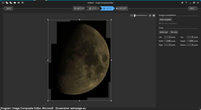 Image Composite Editor - Screenshot 5 (astropage.eu)