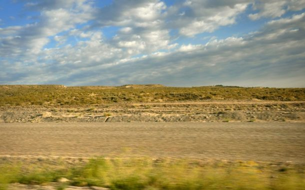 Landschaft in Patagonien. (Credits: Celine Harrand)